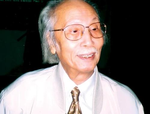 Nhạc sĩ Tô Vũ (Chủ tịch Hội Âm nhạc Hà Nội nhiệm kỳ 1974-1976)