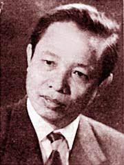 Nhạc sĩ Thái Cơ (Chủ tịch Hội Âm nhạc Hà Nội nhiệm kỳ 1976-1995)
