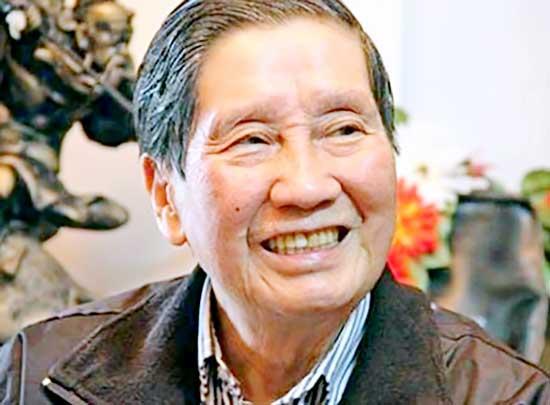 Nhạc sĩ Phạm Tuyên (Chủ tịch Hội Âm nhạc Hà Nội nhiệm kỳ 1996-2010)